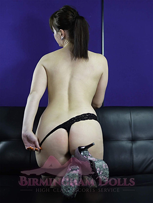 Brunette Escort in Birmingham